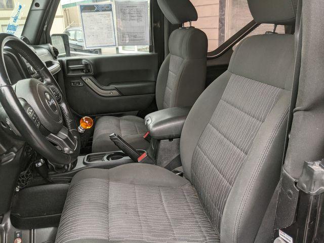 2012 Jeep Wrangler Sport in Tacoma, WA 98409