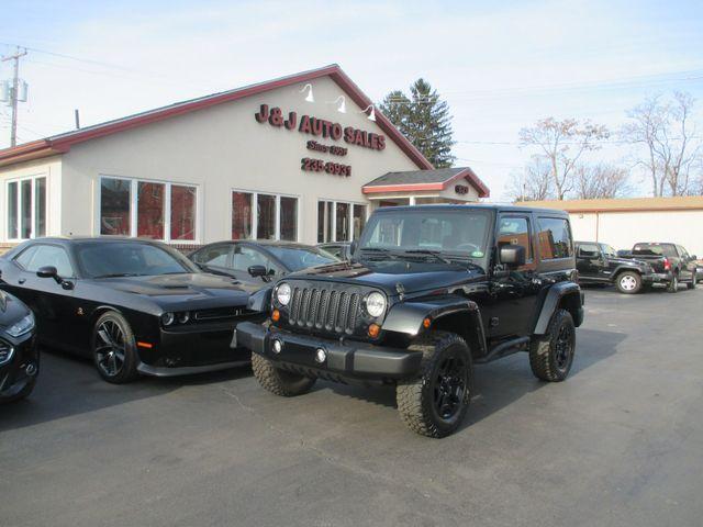 2012 Jeep Wrangler Sport in Troy, NY 12182