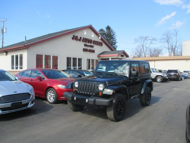 2012 Jeep Wrangler Sport in Troy, NY 12182