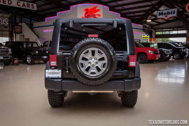 2012 Jeep Wrangler Unlimited 4X4 Sport in Addison Texas, 75001