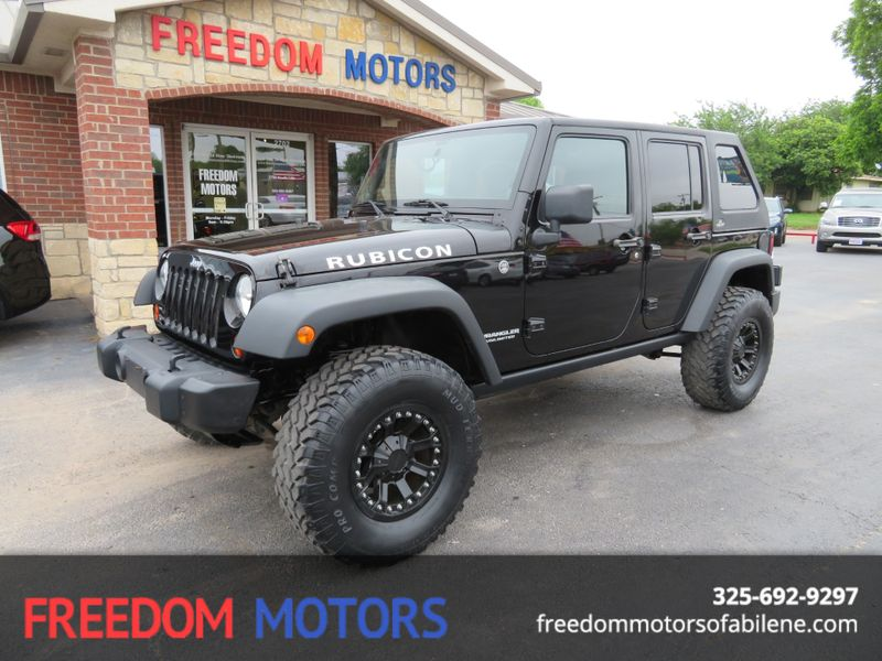 2012 Jeep Wrangler Unlimited Rubicon | Abilene, Texas | Freedom Motors  in Abilene Texas