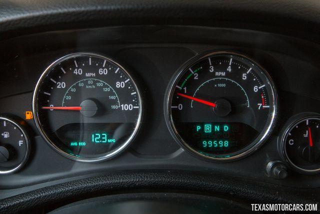 2012 Jeep Wrangler Unlimited Sahara 4X4 in Addison Texas, 75001