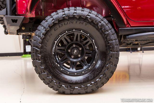 2012 Jeep Wrangler Unlimited Rubicon 4X4 in Addison Texas, 75001