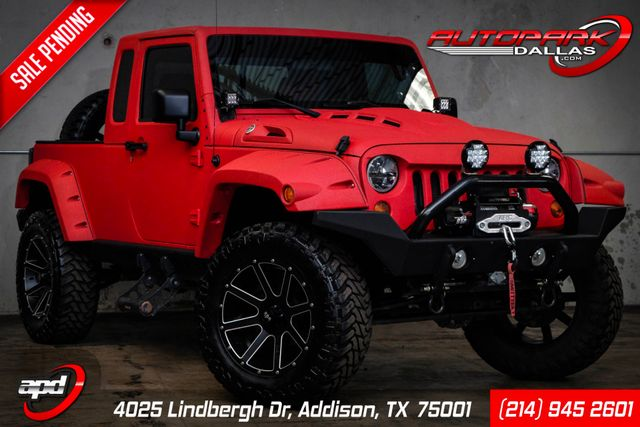2012 Jeep Wrangler Unlimited JK-8 Starwood Built w/ Many Upgrades in Addison, TX 75001
