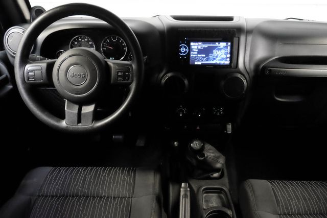 2012 Jeep Wrangler Unlimited Sport in Addison, TX 75001