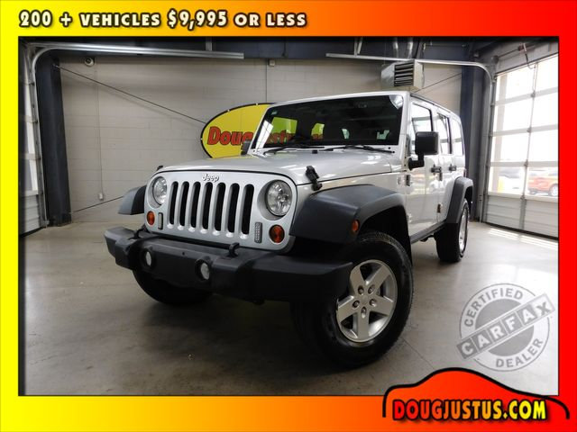 2012 Jeep Wrangler Unlimited RHD (Right Hand Drive)