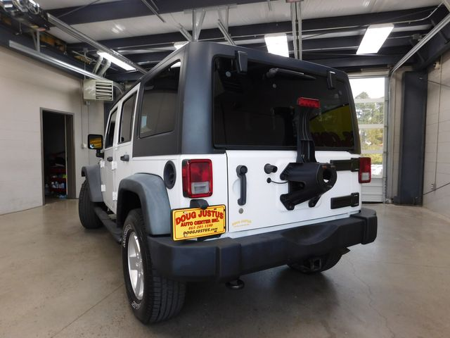 2012 Jeep Wrangler Unlimited Sport in Airport Motor Mile ( Metro Knoxville ), TN 37777