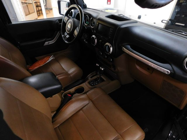 2012 Jeep Wrangler Unlimited Sahara in Airport Motor Mile ( Metro Knoxville ), TN 37777