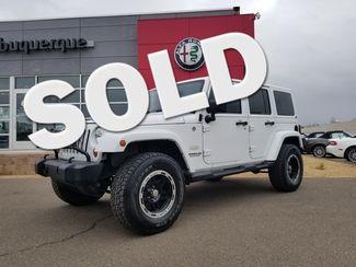 2012 Jeep Wrangler Unlimited Sahara in Albuquerque New Mexico, 87109