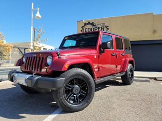2012 Jeep Wrangler Unlimited Sahara in Albuquerque, NM 87106