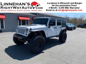 2012 Jeep Wrangler Unlimited in Bangor, ME