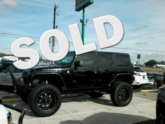 2012 Jeep Wrangler Unlimited Rubicon Lifted Boerne, Texas