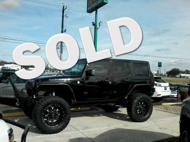 2012 Jeep Wrangler Unlimited Rubicon Lifted Boerne, Texas 0