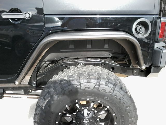 2012 Jeep Wrangler Unlimited Rubicon Lifted Boerne, Texas 46