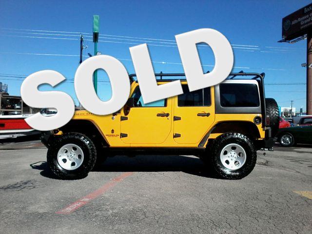 2012 Jeep Wrangler Unlimited Rubicon Boerne, Texas