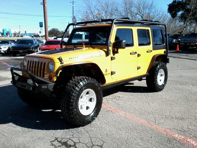 2012 Jeep Wrangler Unlimited Rubicon Boerne, Texas 1