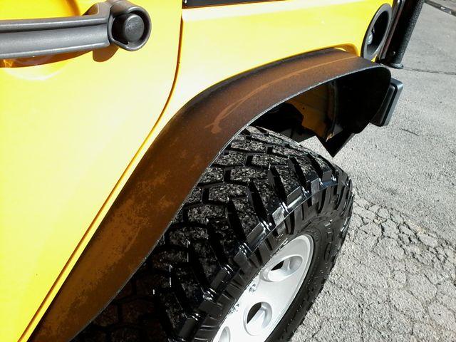 2012 Jeep Wrangler Unlimited Rubicon Boerne, Texas 12