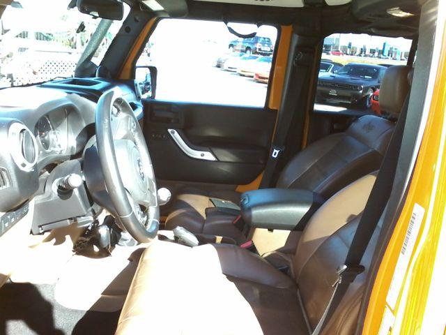 2012 Jeep Wrangler Unlimited Rubicon Boerne, Texas 14
