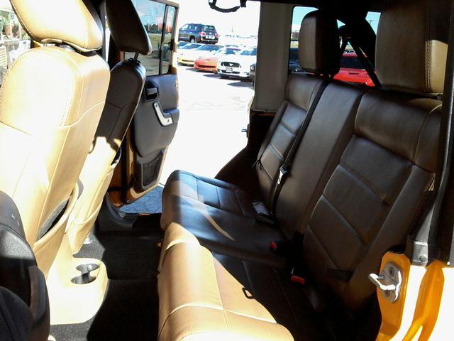 2012 Jeep Wrangler Unlimited Rubicon Boerne, Texas 15