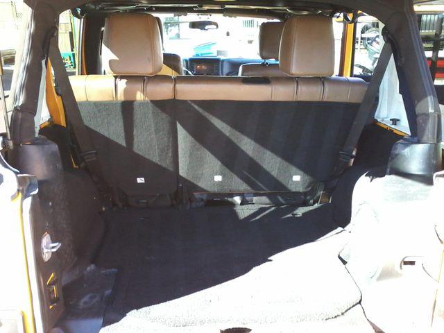 2012 Jeep Wrangler Unlimited Rubicon Boerne, Texas 16