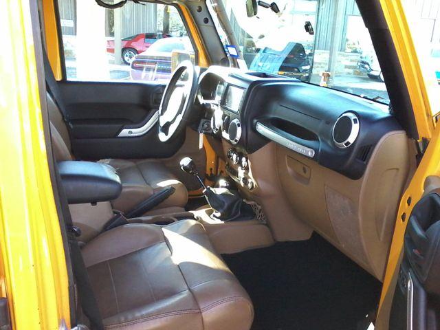2012 Jeep Wrangler Unlimited Rubicon Boerne, Texas 18