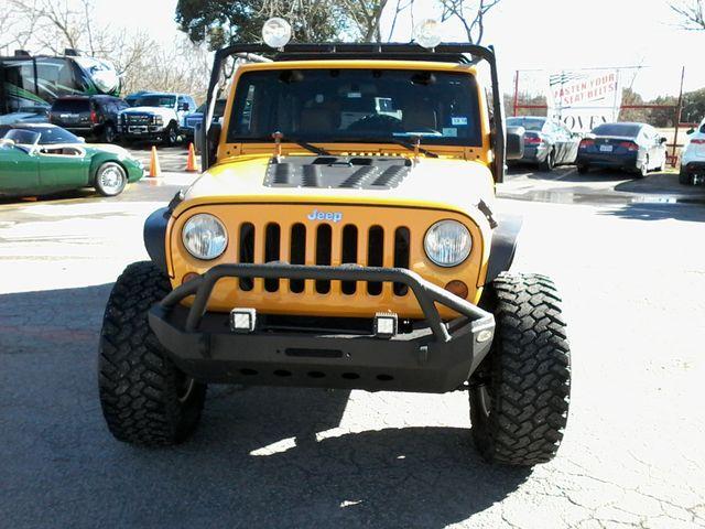 2012 Jeep Wrangler Unlimited Rubicon Boerne, Texas 2