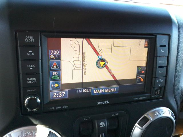 2012 Jeep Wrangler Unlimited Rubicon Boerne, Texas 22