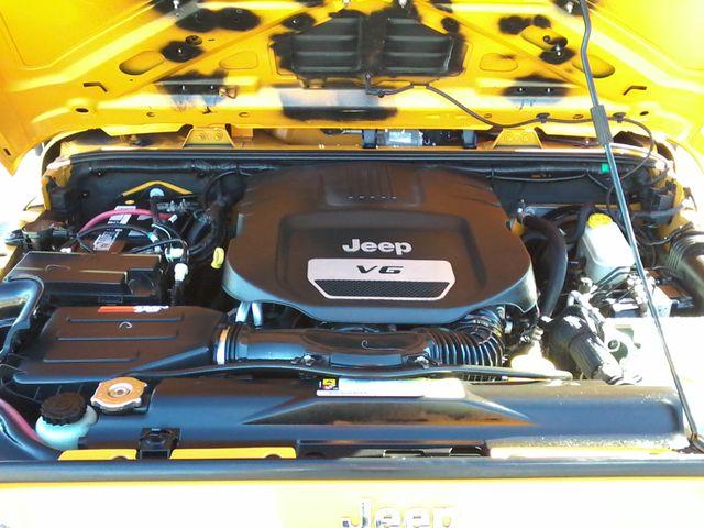 2012 Jeep Wrangler Unlimited Rubicon Boerne, Texas 30