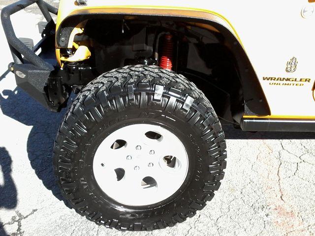 2012 Jeep Wrangler Unlimited Rubicon Boerne, Texas 31