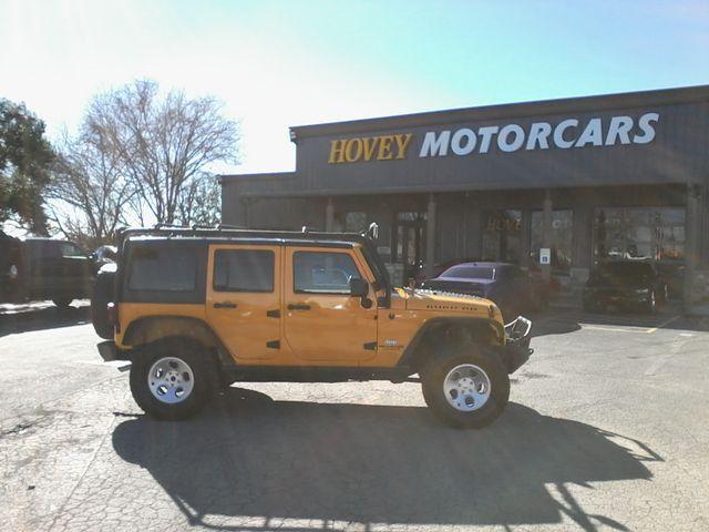 2012 Jeep Wrangler Unlimited Rubicon Boerne, Texas 3