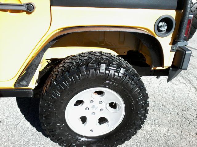2012 Jeep Wrangler Unlimited Rubicon Boerne, Texas 32