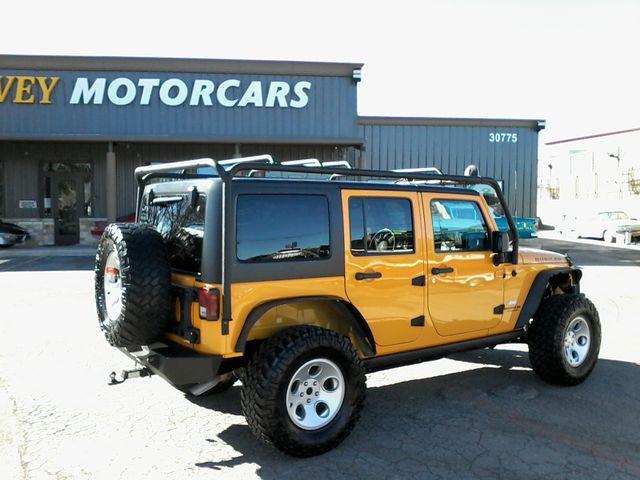 2012 Jeep Wrangler Unlimited Rubicon Boerne, Texas 4