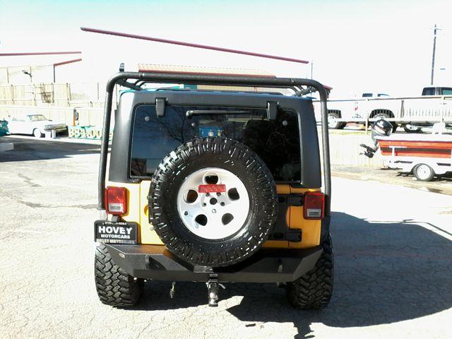 2012 Jeep Wrangler Unlimited Rubicon Boerne, Texas 5