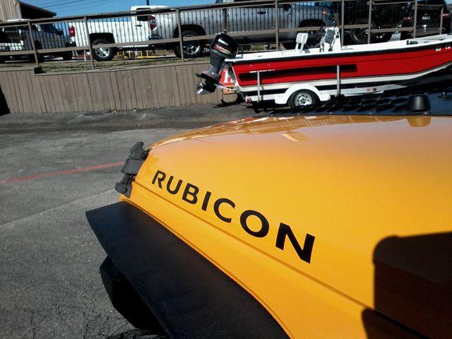 2012 Jeep Wrangler Unlimited Rubicon Boerne, Texas 7