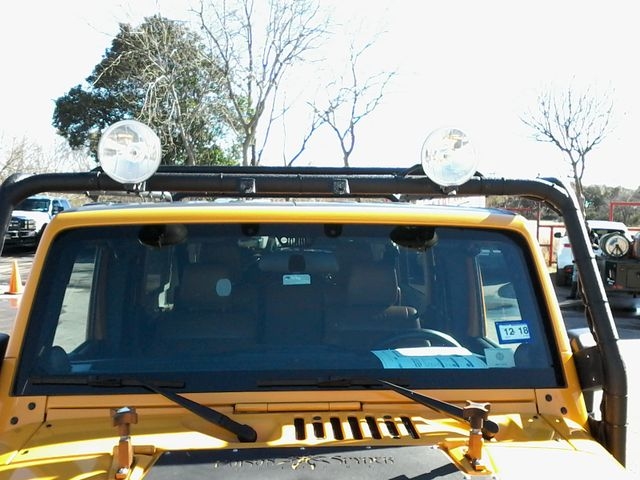 2012 Jeep Wrangler Unlimited Rubicon Boerne, Texas 9