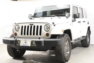 2012 Jeep Wrangler Unlimited Sahara in Branford, CT 06405