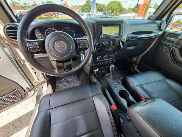 2012 Jeep Wrangler Unlimited Altitude in Brownsville, TX 78521