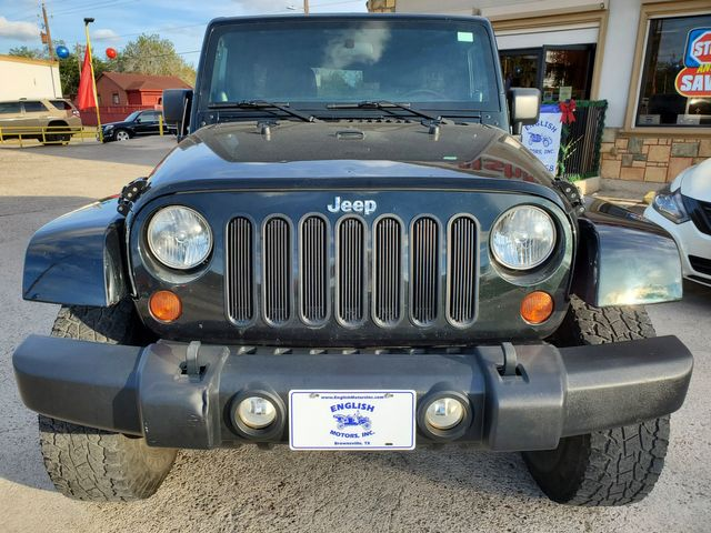 2012 Jeep Wrangler Unlimited Sahara in Brownsville, TX 78521