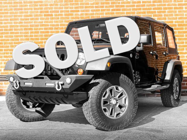 2012 Jeep Wrangler Unlimited Sport Burbank, CA