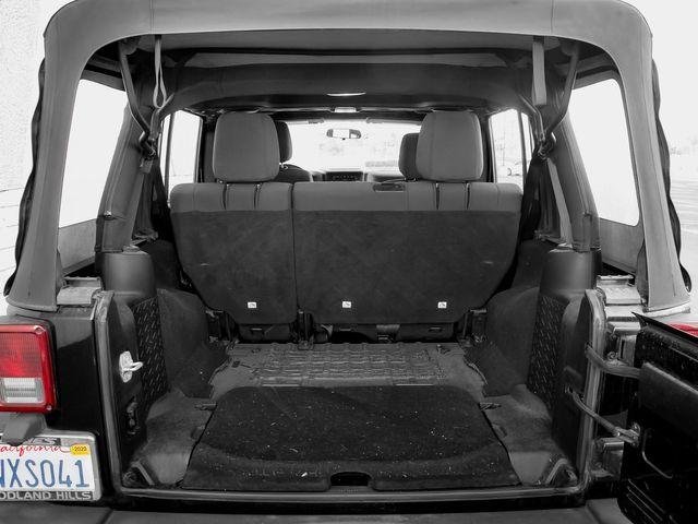 2012 Jeep Wrangler Unlimited Sport Burbank, CA 15