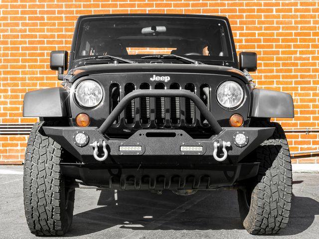 2012 Jeep Wrangler Unlimited Sport Burbank, CA 2