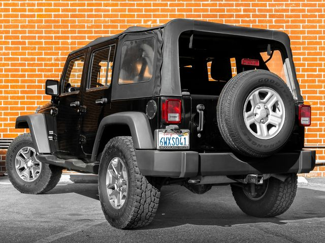 2012 Jeep Wrangler Unlimited Sport Burbank, CA 7