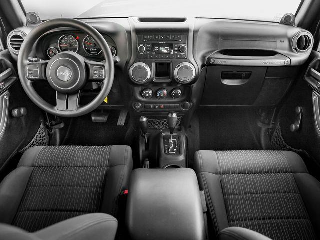 2012 Jeep Wrangler Unlimited Sport Burbank, CA 8