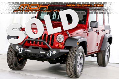 2012 Jeep Wrangler Unlimited Sport - Sahara wheels - Bumpers - 6K miles in Los Angeles