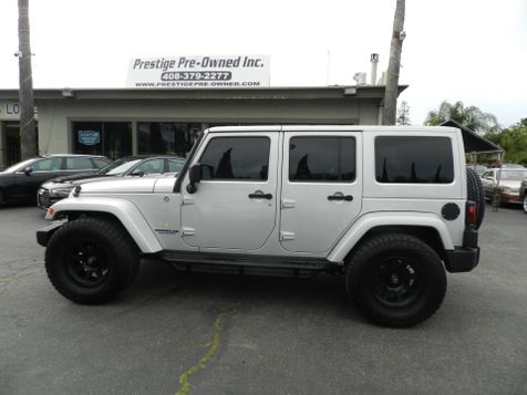 2012 Jeep WRANGLER UNLIMITED SAHARA  in Campbell, CA
