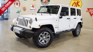 2012 Jeep Wrangler Unlimited Sahara in Carrollton TX, 75006