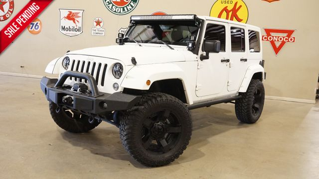 2012 Jeep Wrangler Unlimited Call of Duty MW3 LIFTED,KEVLAR,NAV,LED'S,LTH