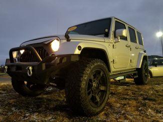 2012 Jeep Wrangler Unlimited Sahara | Champaign, Illinois | The Auto Mall of Champaign in Champaign Illinois