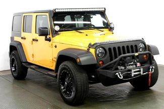 2012 Jeep Wrangler Unlimited Sport in Cincinnati, OH 45240