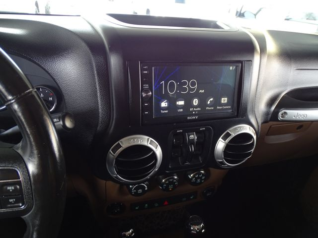 2012 Jeep Wrangler Unlimited Rubicon Corpus Christi, Texas 38